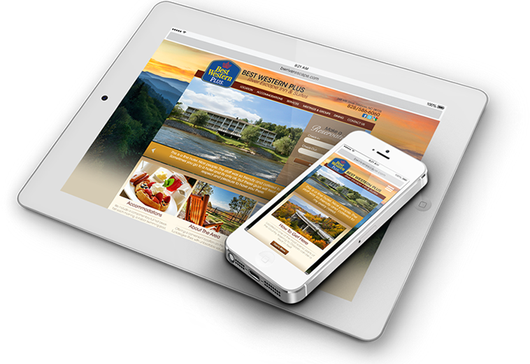 Best Western Hotel Website